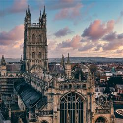 IGers Glos blog Gloucester Cathedral by Dale