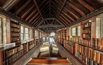 Gloucester Cathedral Library