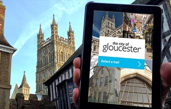 Gloucester Walking Tours App