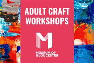 Adult Craft Workshops: Puppets and Printing