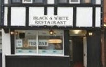 Black and White Restaurant