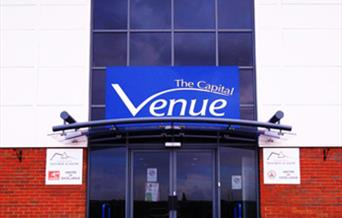 The Entrance to the Capital Venue
