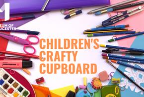 Children's Crafty Cupboard and Trails