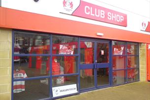 Gloucester Rugby Club Shop
